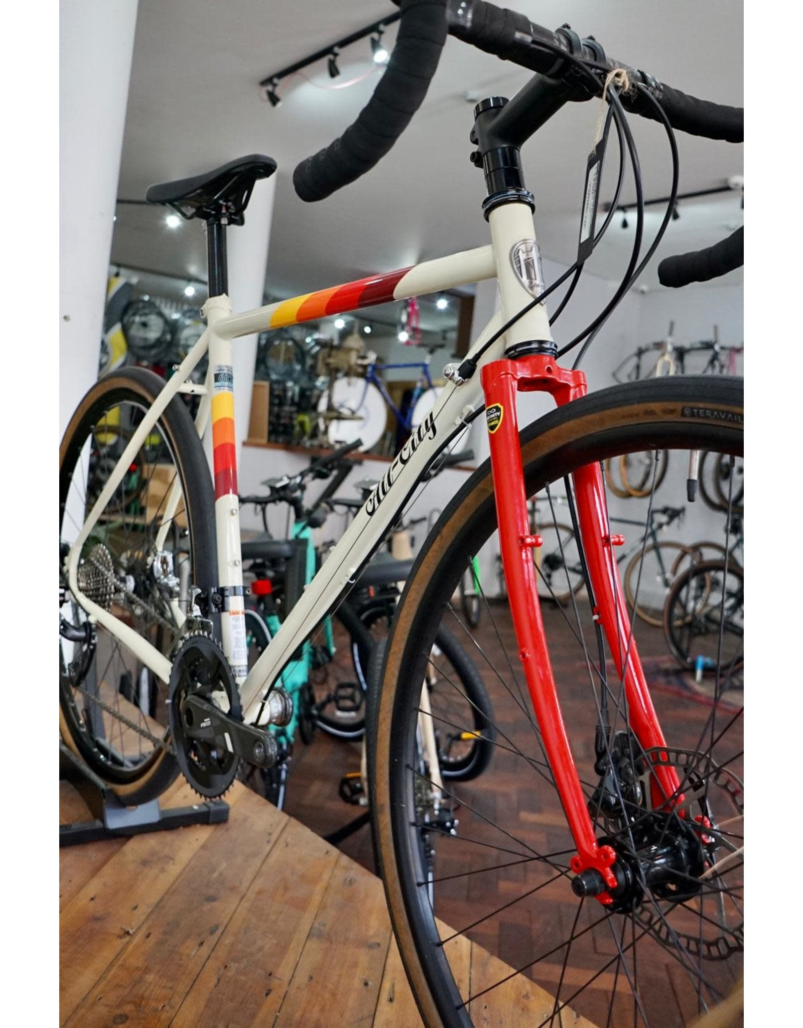 All-City  - Bikes All City Space  Horse - 52cm - Force Build