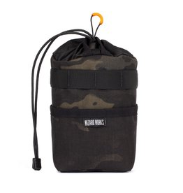 Wizard Works Voila! Snack Bag black camo large