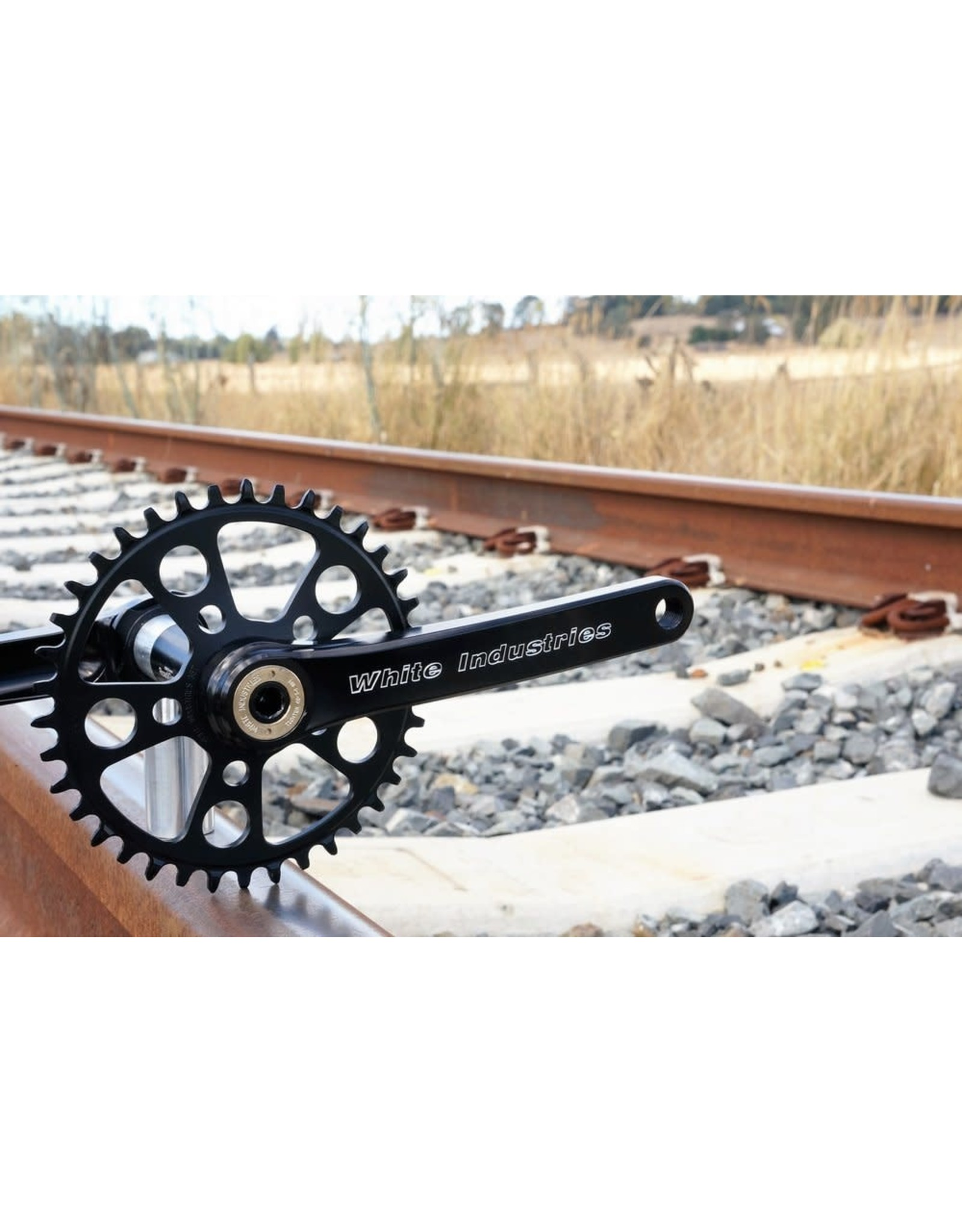 white industries White Industries TSR Chaining 40t Silver