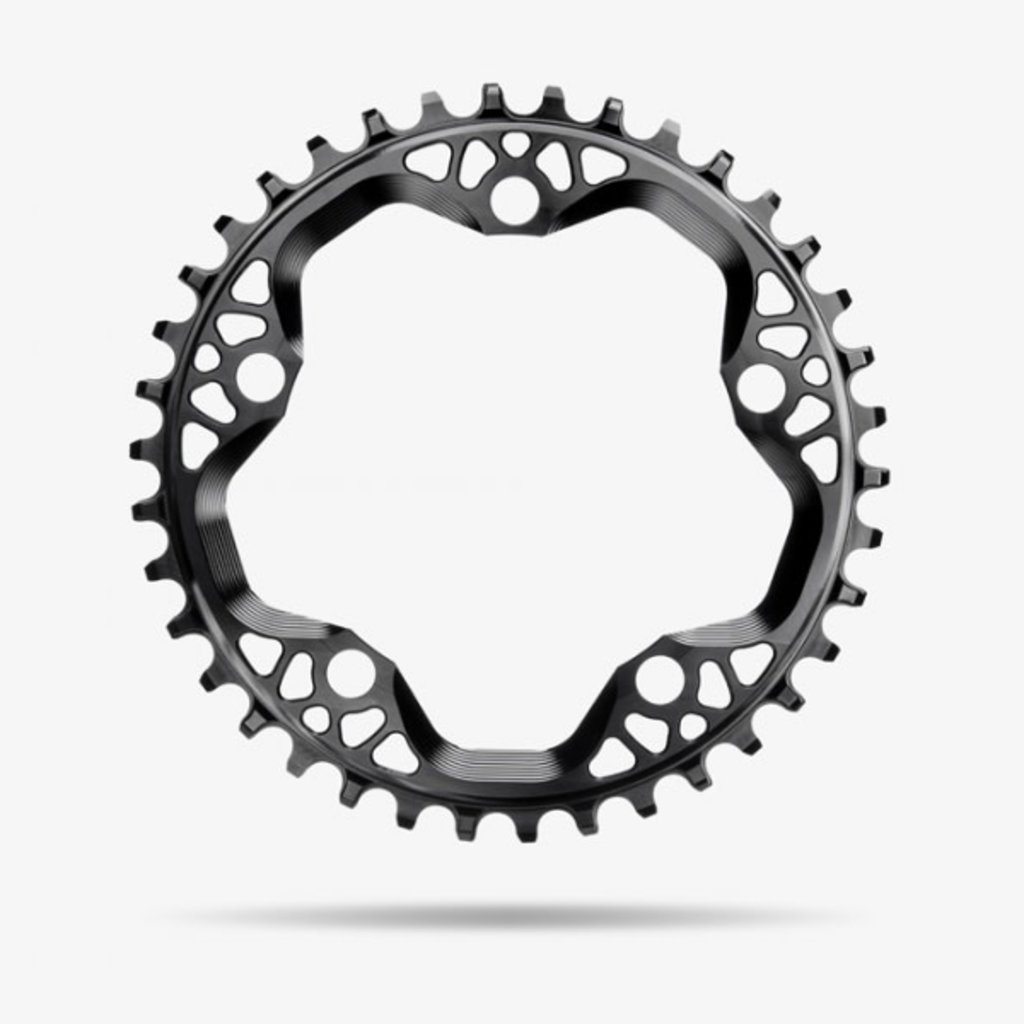 Absolute Black Absolute Black CX  Chainring Round
