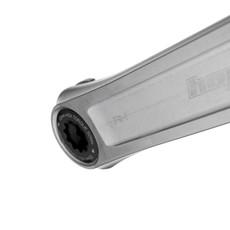 Hope RX Crankset Silver - No Spider 172.5mm