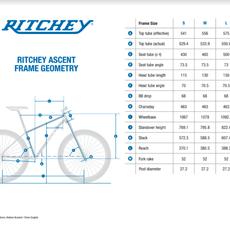 Ritchey Ascent Frameset