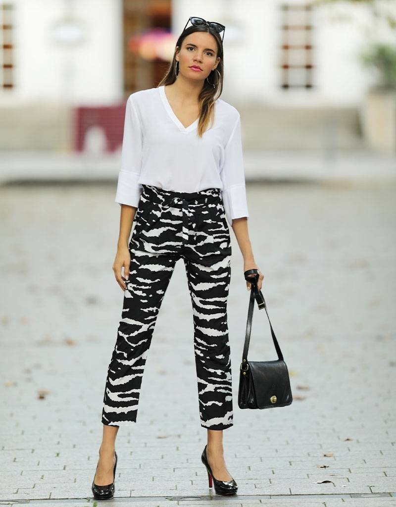 Café Solo FASHION AND LIVING  Pants Mali