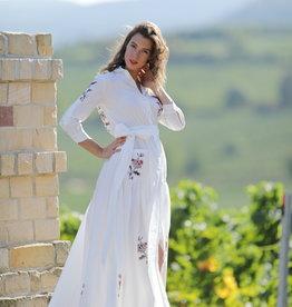 Café Solo FASHION AND LIVING Dress Venedig White