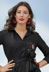 Café Solo FASHION AND LIVING  Dress Venedig Black