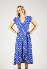 Café Solo FASHION AND LIVING  Dress Rom Blue
