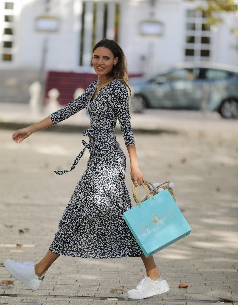 Café Solo FASHION AND LIVING  Dress Rimini Blue