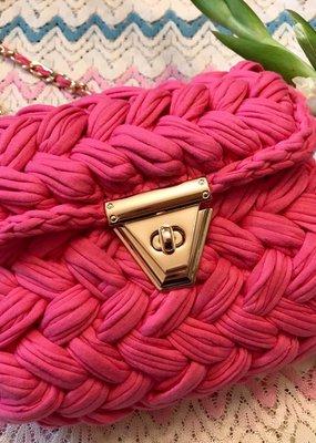 Café Solo FASHION AND LIVING Tasche Nizza Pink