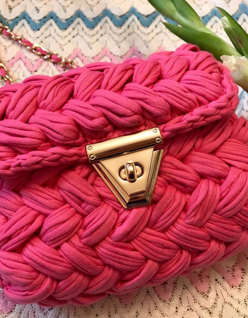 Café Solo FASHION AND LIVING Tasche Nizza Pink