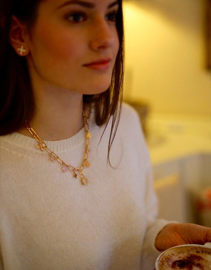 Café Solo FASHION AND LIVING Halskette Paris