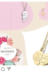 Café Solo FASHION AND LIVING Mutter-Tochter-Love-Kette