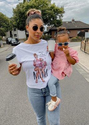 Café Solo FASHION AND LIVING T-Shirt Mum