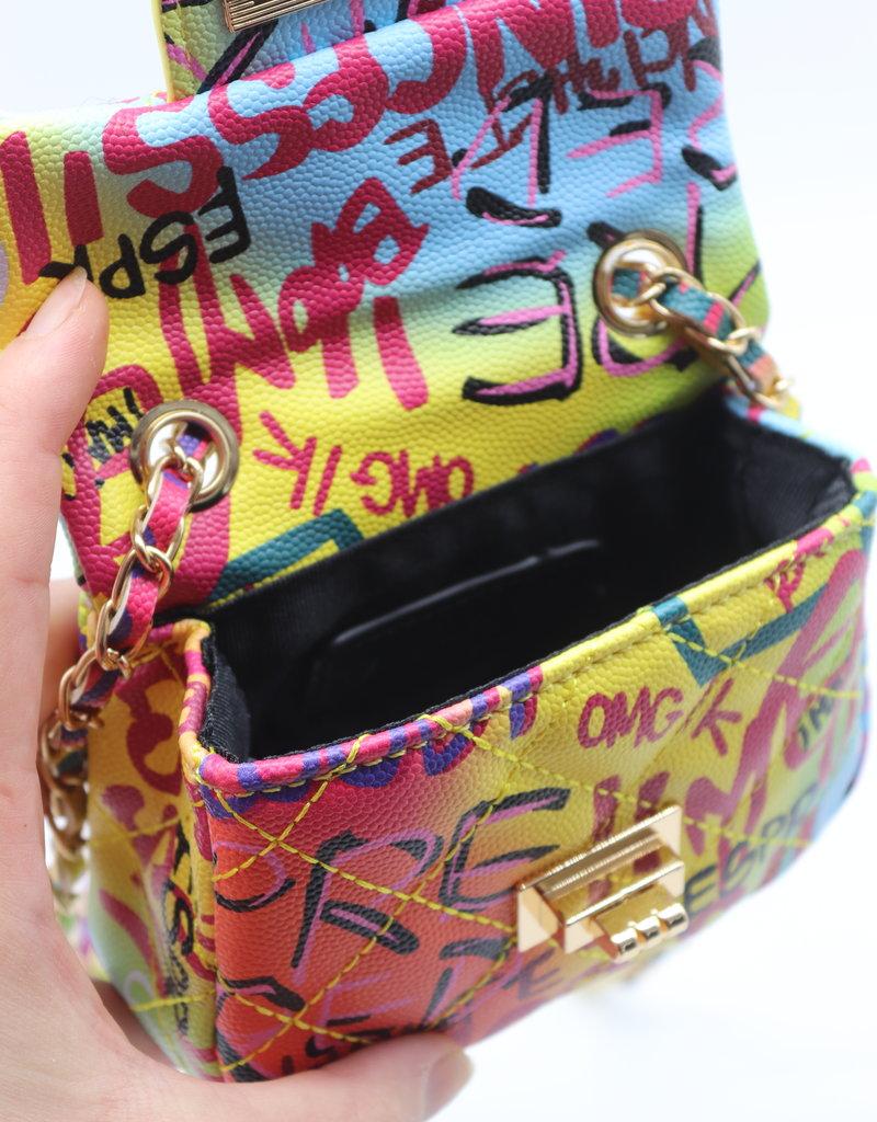 "Café Solo FASHION AND LIVING Tasche""Minibag"""