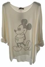 Café Solo FASHION AND LIVING Sweatshirt ''Mickey''