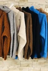 Café Solo FASHION AND LIVING Pullover ''Cozy''