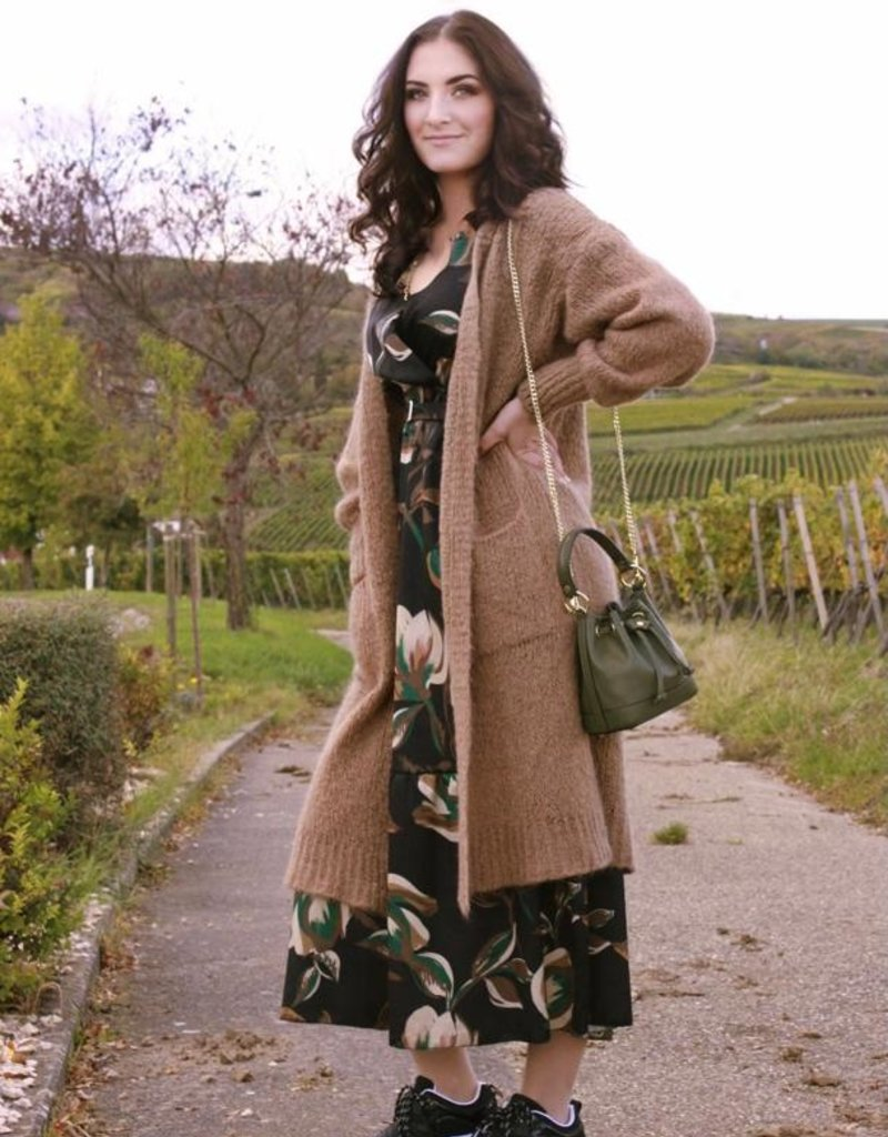 Café Solo FASHION AND LIVING Kleid ''Leav''
