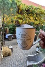 Café Solo FASHION AND LIVING Tee/Kaffee Tasse