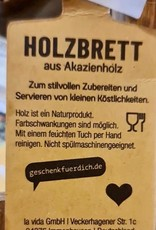Café Solo FASHION AND LIVING Frühstücksbrett