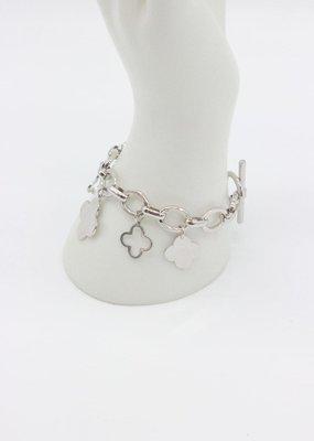 Café Solo Fashion Armband ''Silver''