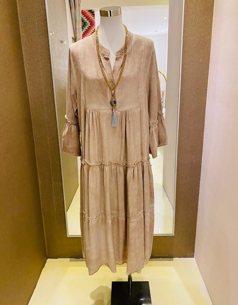 Café Solo FASHION AND LIVING Kleid ''Boho''
