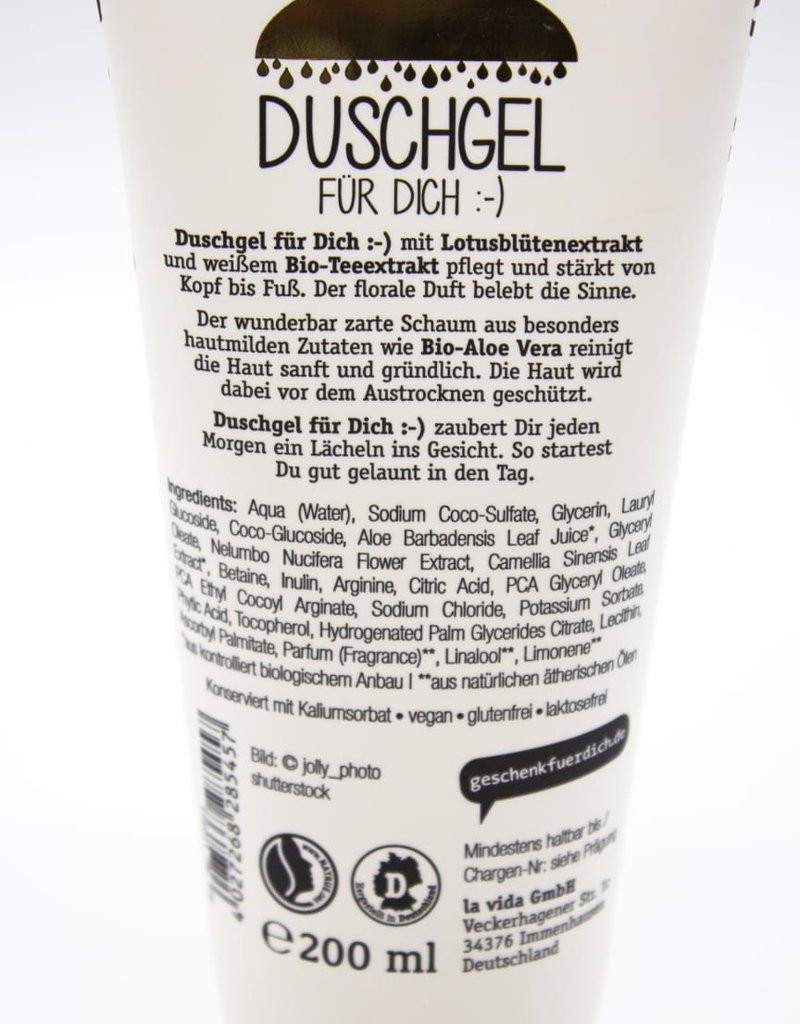 Café Solo FASHION AND LIVING Duschgel und Handcreme
