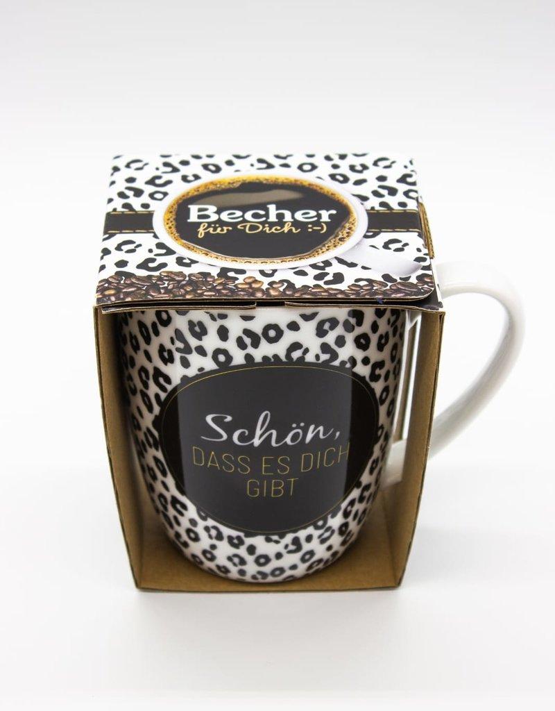 Café Solo FASHION AND LIVING Becher für Dich!