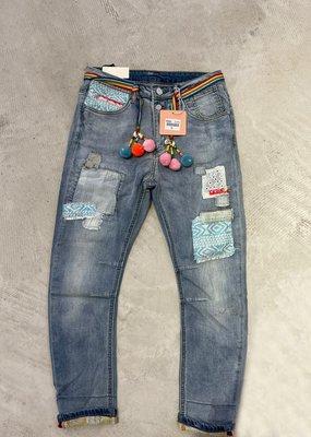 Café Solo FASHION AND LIVING Jeans Hose