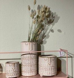 Café Solo FASHION AND LIVING Vase mit Gesicht