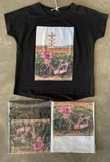 Café Solo FASHION AND LIVING Tshirt ''Spring''