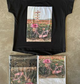 Café Solo FASHION AND LIVING Tshirt ''Spring''