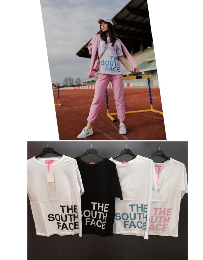 Café Solo FASHION AND LIVING Shirt South Face
