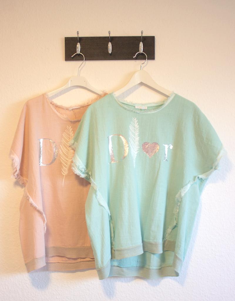 Andere Marken Shirt mit Print