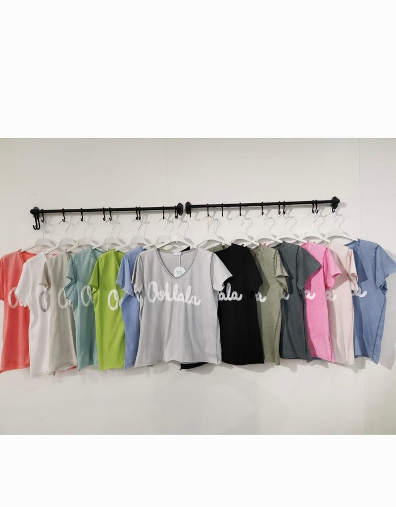 Andere Marken Ohlala Print T-Shirt