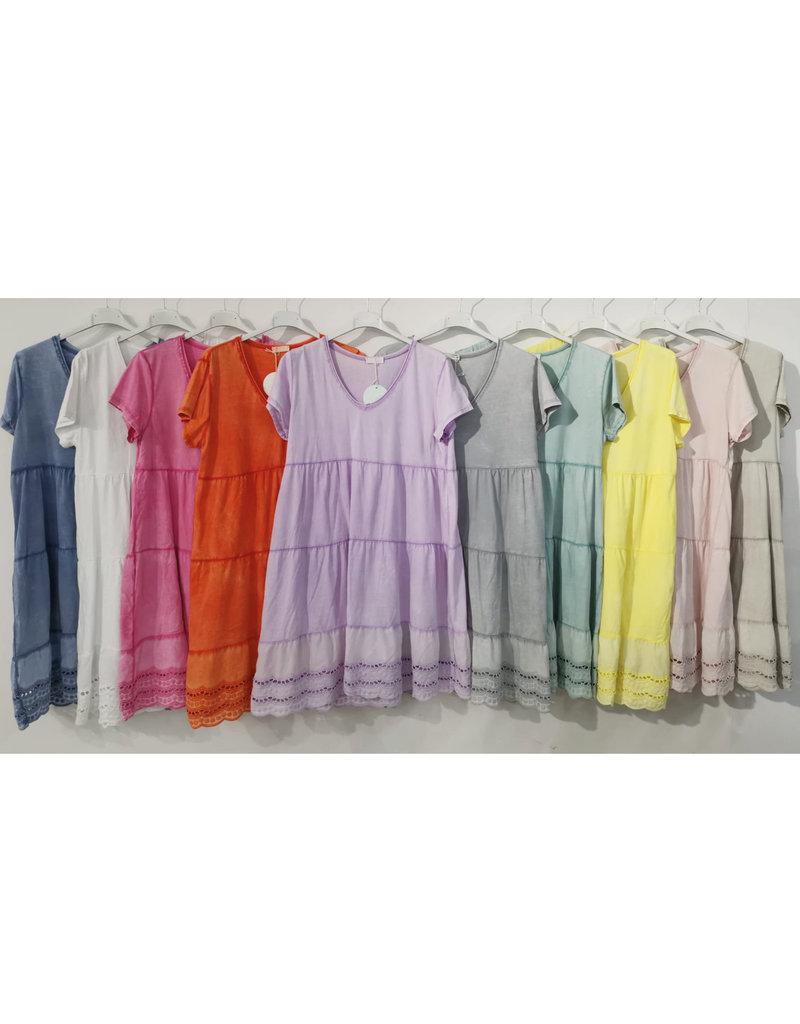 Andere Marken Sommerkleid Kurzarm