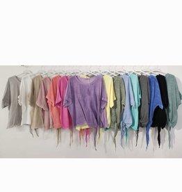 Andere Marken Shirt zum Binden