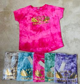 Andere Marken T-Shirt Boho-Stil