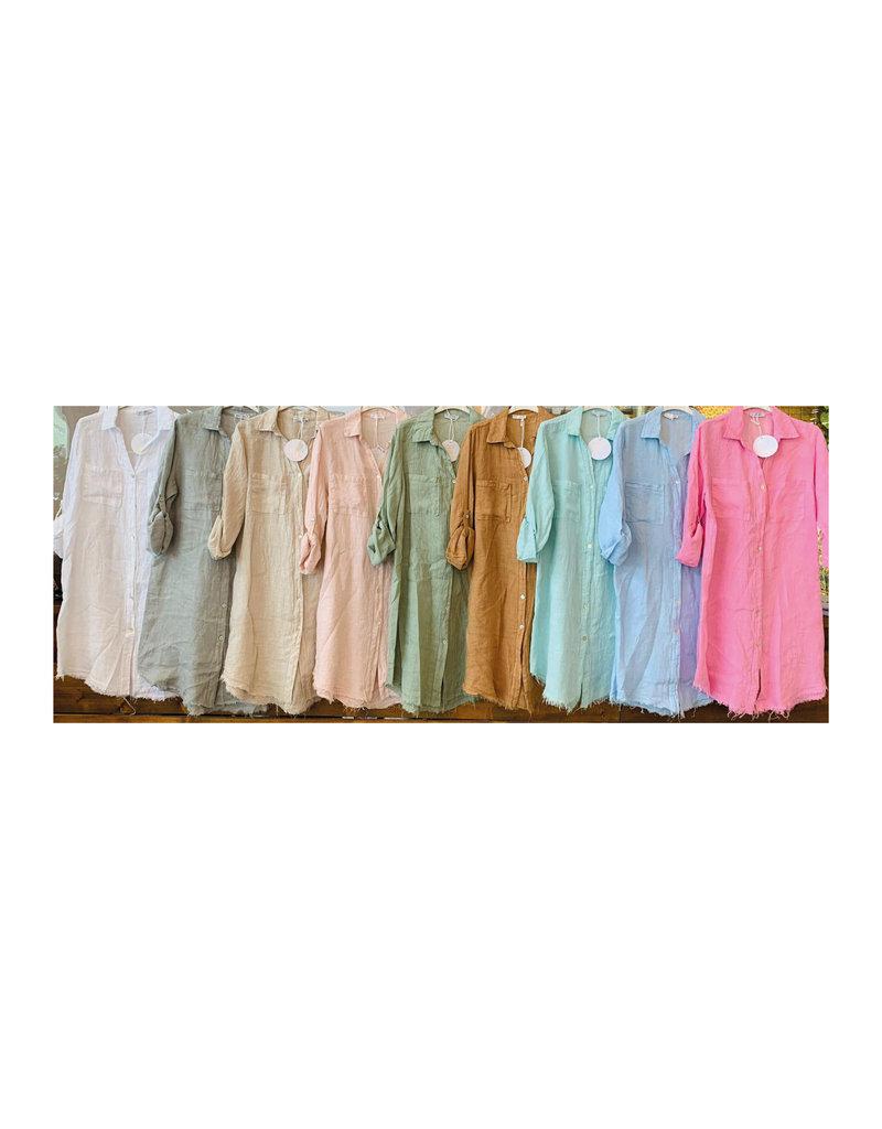 Andere Marken Hemd Kleid