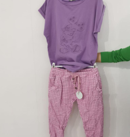 Andere Marken Komplett Outfit Lila & Rosa Traum
