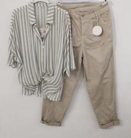 Andere Marken Komplett Outfit Beige