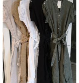 Andere Marken Leinen Dress