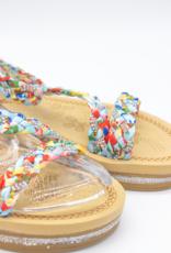 Andere Marken Sandalen Silber