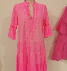 Andere Marken Tunika Pink