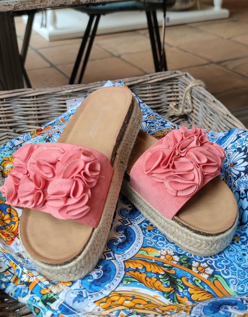 Andere Marken Schuhe Pink Blossom