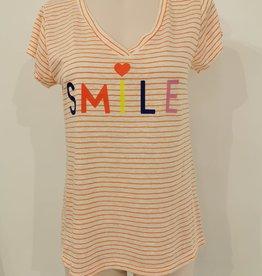 Andere Marken T-Shirt Smile