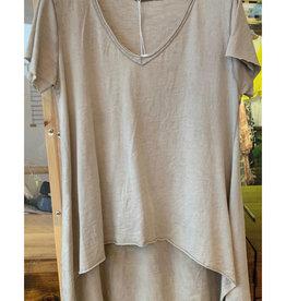 Andere Marken Basic Long Shirt