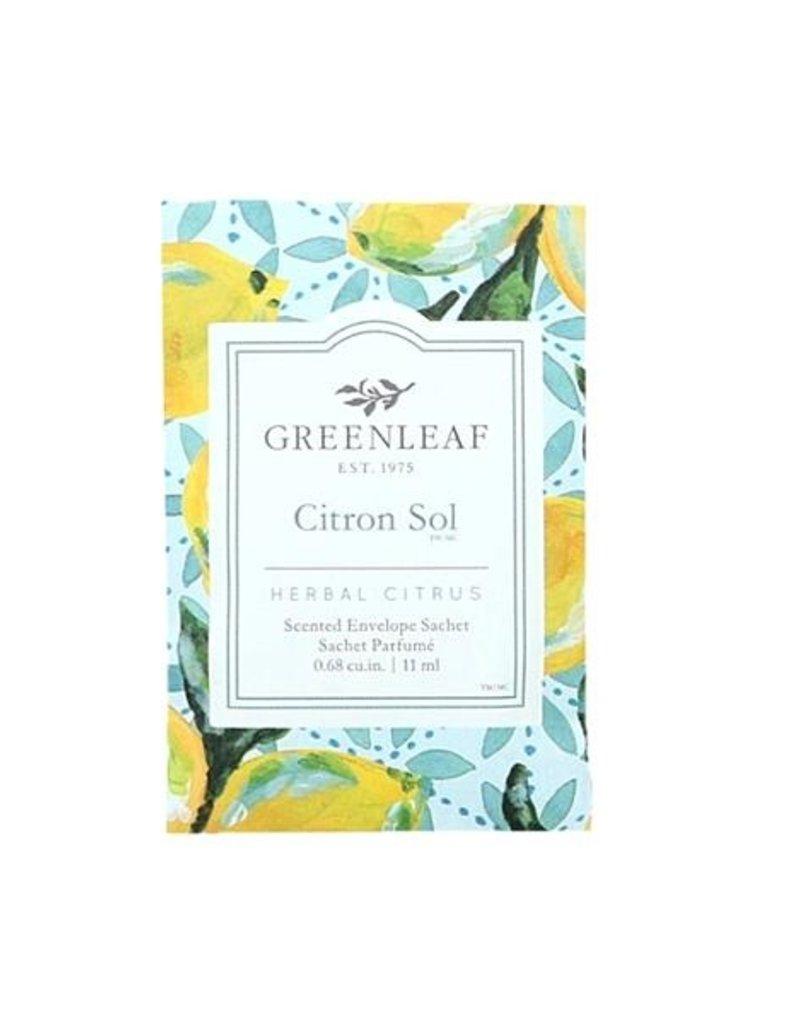Greenleaf  Citron Sol - klein