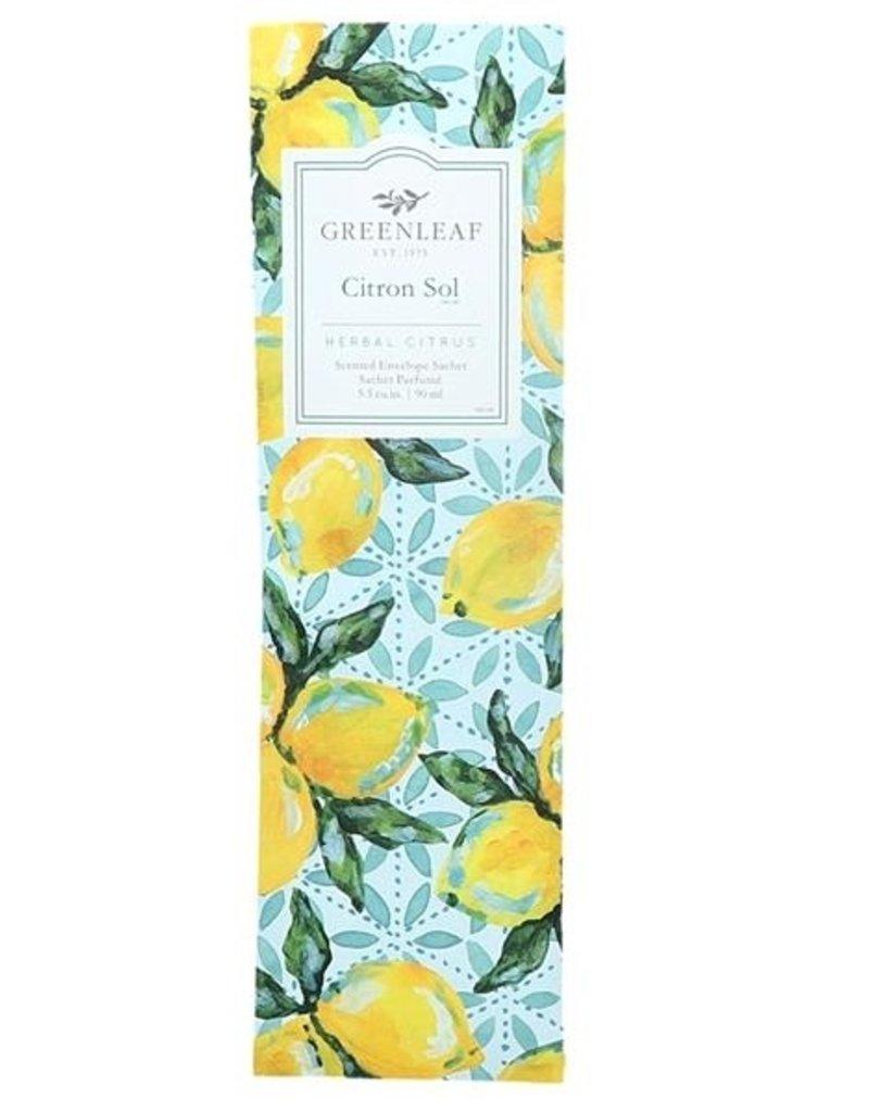 Greenleaf  Citron Sol - mittel
