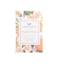 Greenleaf  Orange & Honey - klein