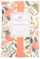 Greenleaf  Orange & Honey - groß