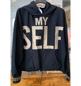 """Andere Marken Sweatshirt """"My Self"""""""
